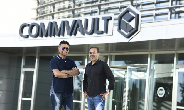 Commvault to acquire Hedvig