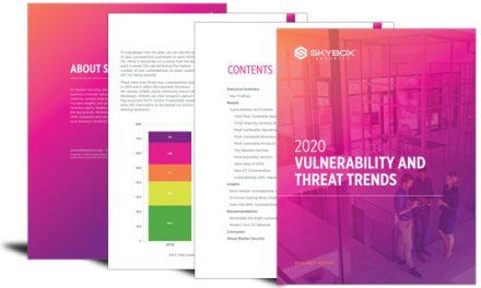 2020 Vulnerability & Threat Trends Report