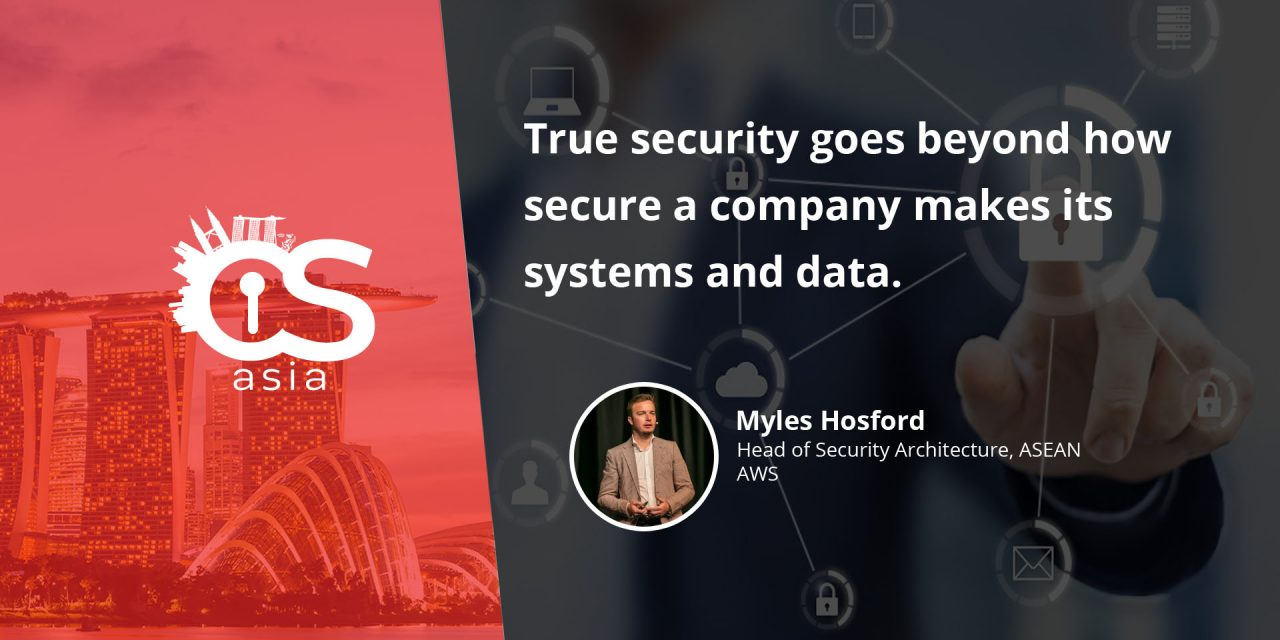 Cloud security begins and ends in the boardroom