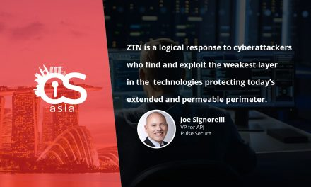 Security is about access, not control: ZTN