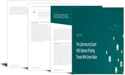 Hong Kong firm VXRL reduces phishing threats with Green Radar