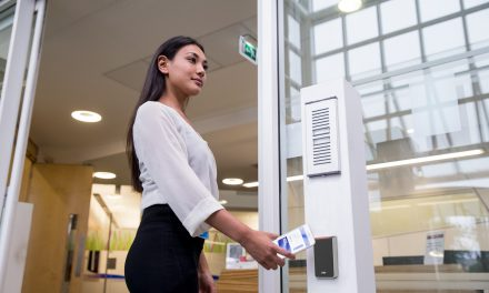 The connected workplace starts with smart physical access control