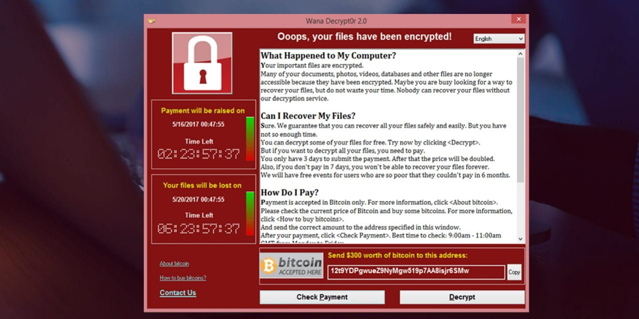 3 years after WannaCry, Ransomware still a cyber-epidemic