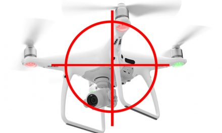 Countering unauthorized drone activity with advanced alerting functionality