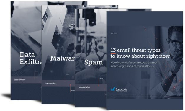 13 email threat types to know about right now