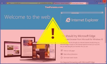 Users of Internet Explorer browser in APAC are open targets for ransomware