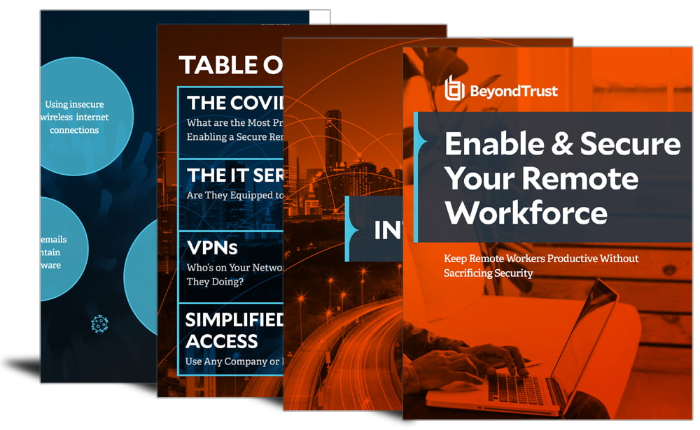 Quick Guide- Enable & Secure Your Remote Workforce