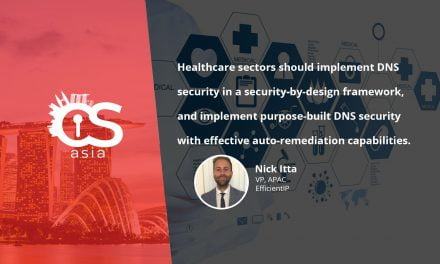 Curb mounting healthcare DNS threats with a security-by-design paradigm