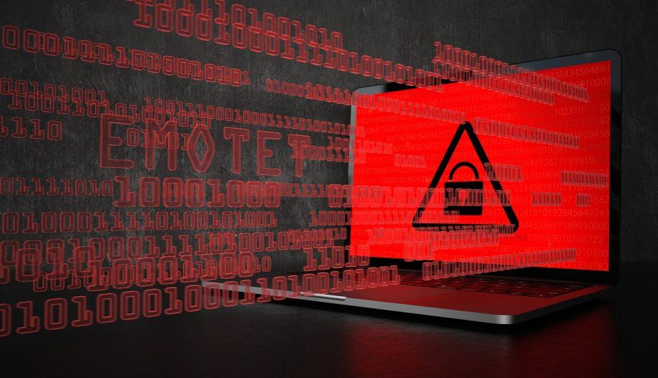 Emotet malware back in play after five months of hibernation