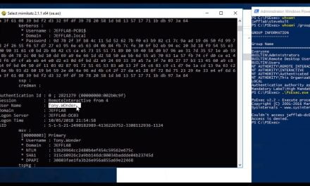 Using PowerShell and PsExec to siphon data: evade detection for months!