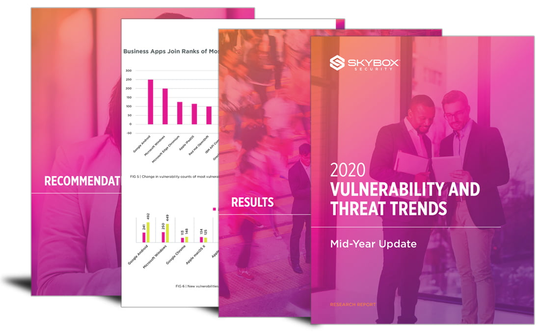 2020 VULNERABILITY AND THREAT TRENDS – MID-YEAR UPDATE