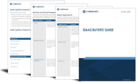 IDaaS buyers' guide