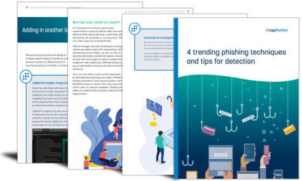 4 trending phishing techniques and tips for detection