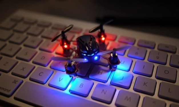 When drones get on IoT, they can become flying hacker tools