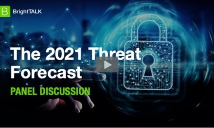 Webinar: The 2021 threat forecast