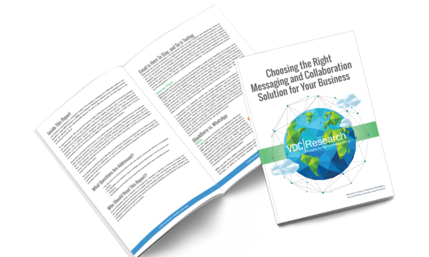 Choosing the right messaging and collaboration solution for your business