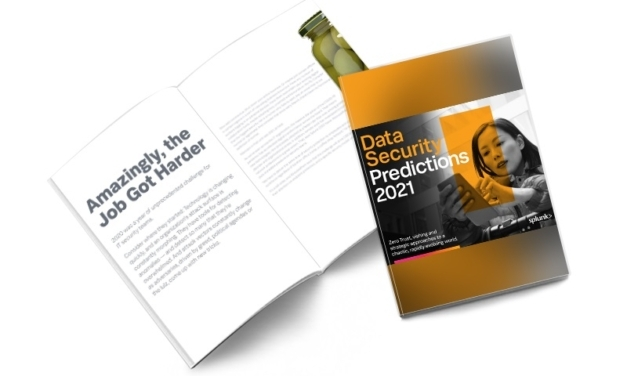 Data security predictions 2021