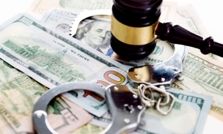 Report a financial crime dutifully? Nah, we're Asians