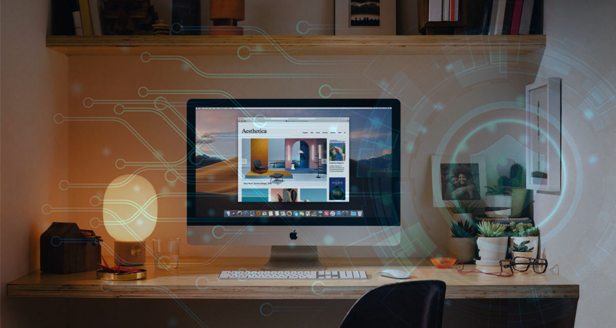 Know the 4 tenets of productive WFH security
