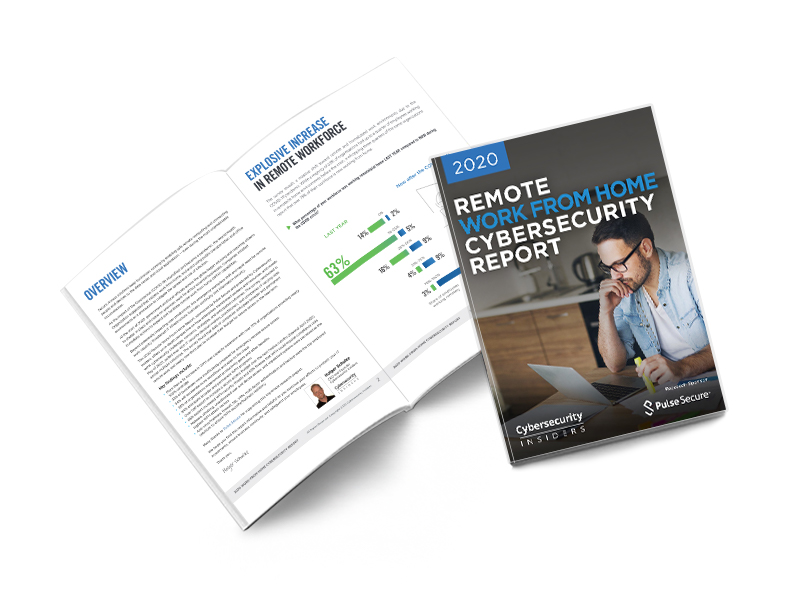Whitepaper: 2020 Remote work-from-home cybersecurity report
