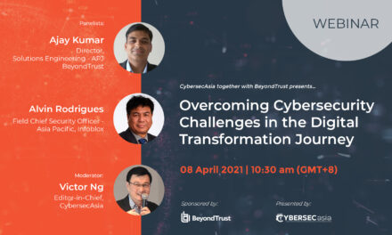 Overcoming cybersecurity challenges in the digital transformation journey