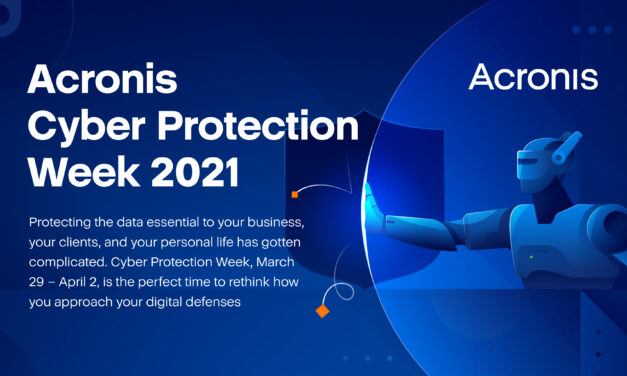 Acronis Cyber Protection Week Report 2021