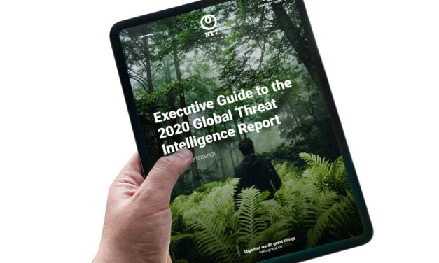 Executive guide to the 2020 APAC Threat Intelligence Report