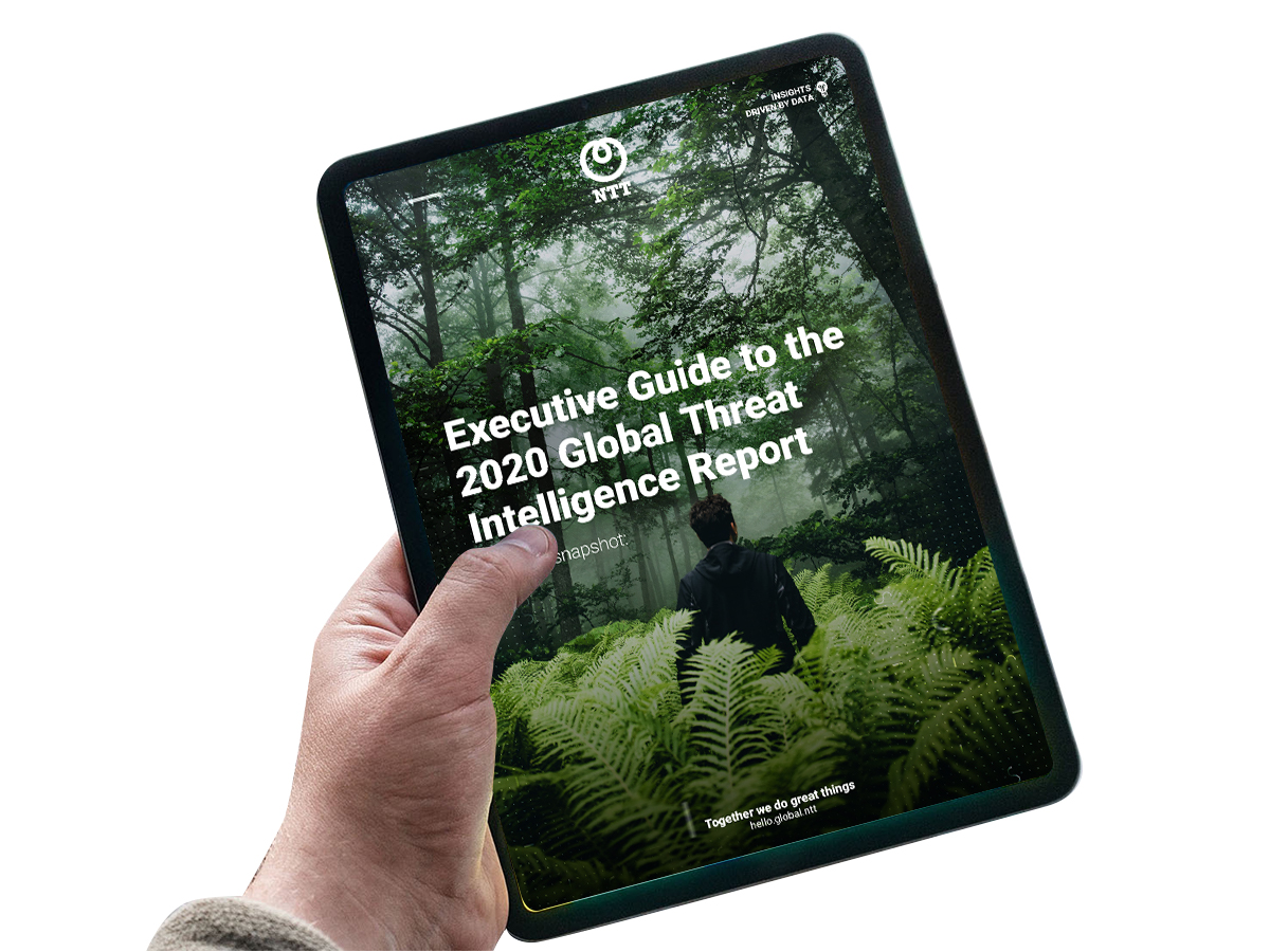 Whitepaper: Executive guide to the 2020 APAC Threat
