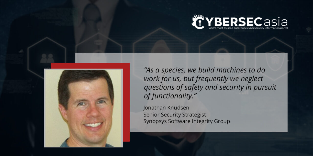 Embedding security into every phase of the software development lifecycle