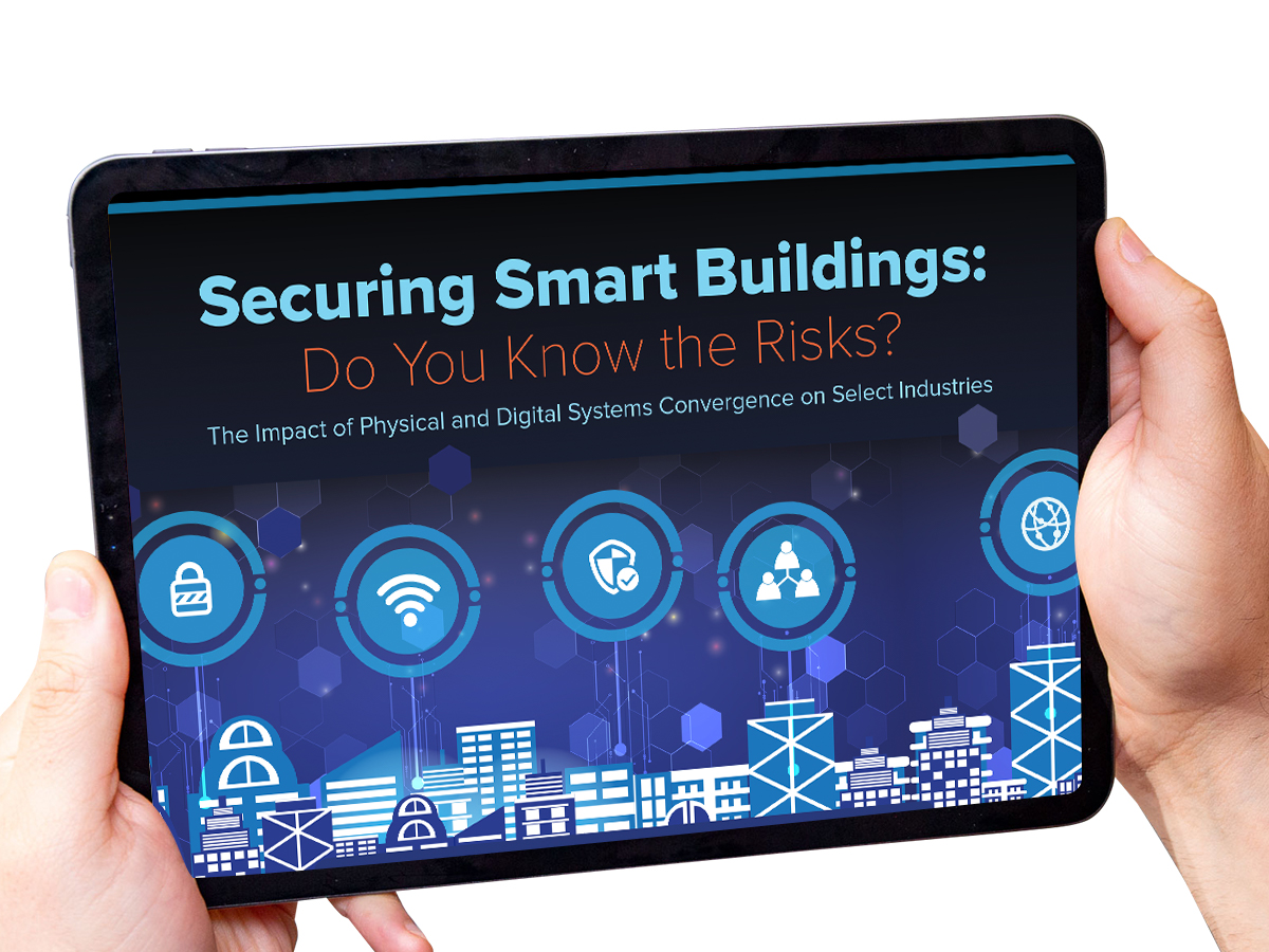 Whitepaper: Securing smart buildings: do you know the risks?