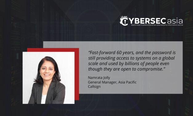 Securing digital identities through… 60 years of passwords?
