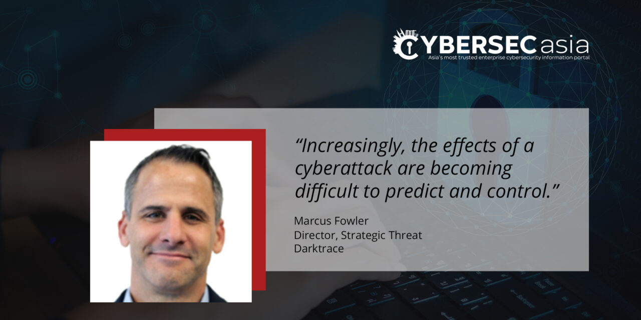 When cyberattackers apologize for unintended damage to critical infrastructure …