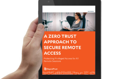 A Zero Trust Approach to Secure Access