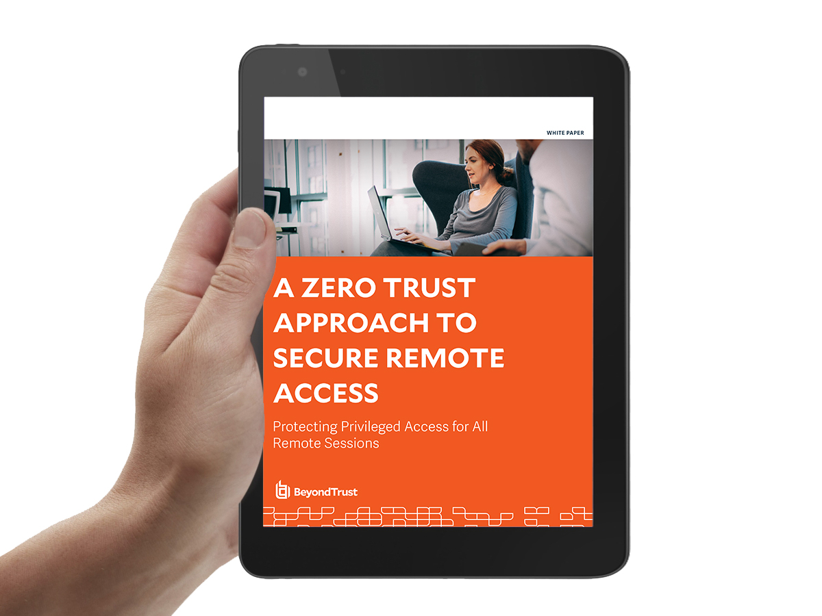 Whitepaper: A Zero Trust Approach to Secure Access