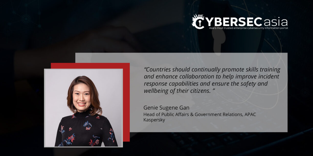 Filling the gaps in Asia's cyber resilience efforts