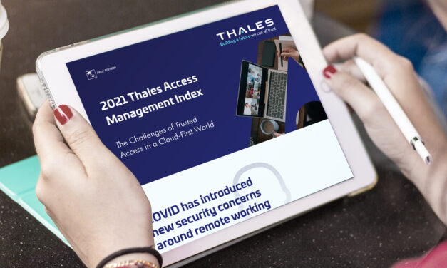 Infographics: 2021 Thales Access Management APAC Index