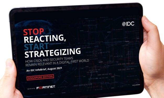 Stop reacting, start strategizing