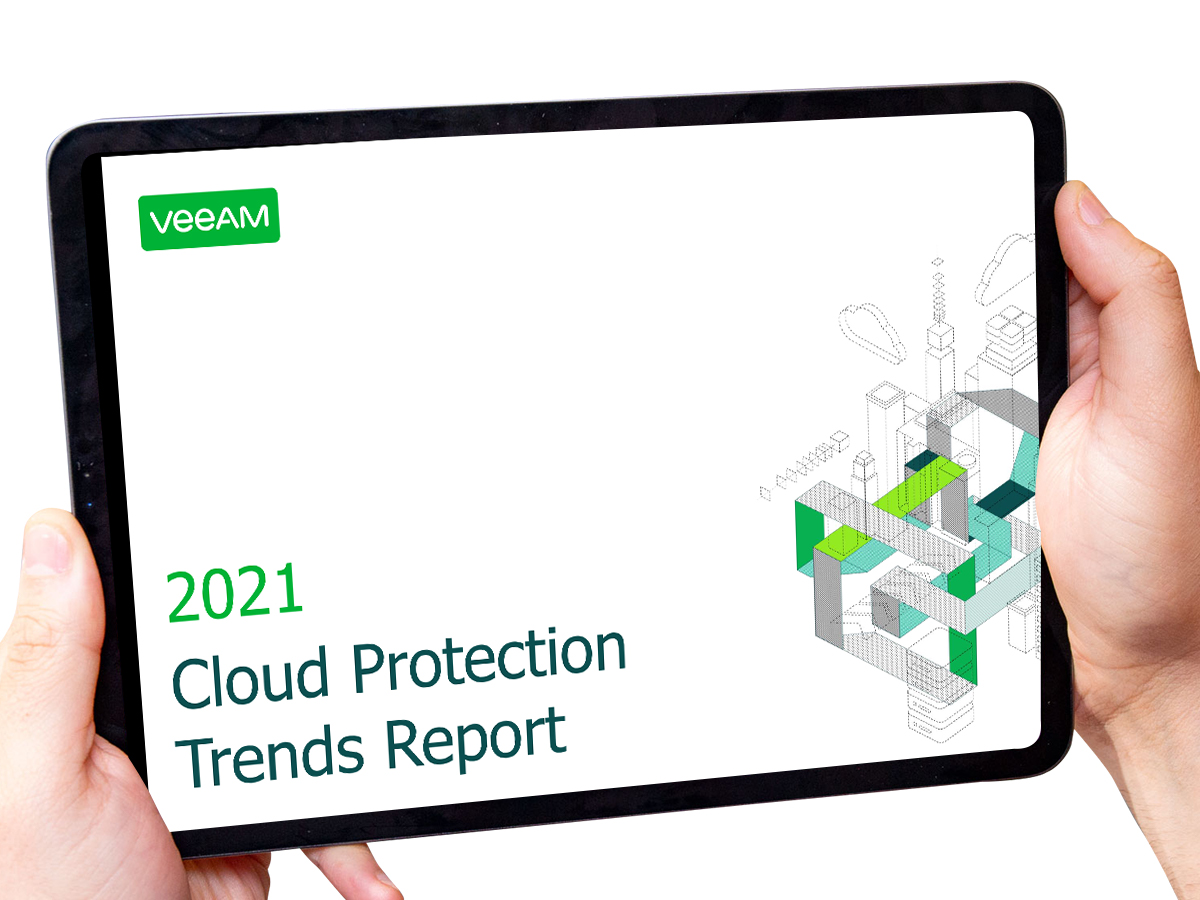 Whitepaper: 2021 Cloud Protection Trends Report